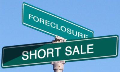 forclosure short sales